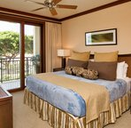 Master Bedroom with Access to Lanai
