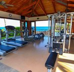 On-site Work Out Facility with Ocean Views!