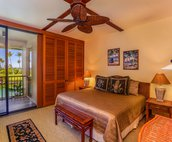 Bedroom 1 with Lanai Access