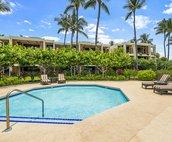 Mauna Lani Terrace pool area/childrens pool