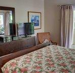 Master bedroom showing furniture