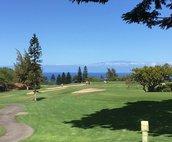 Waikoloa Fairways is located on the golf course. Serene.
