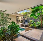 Tropical Landscape and Water Feature