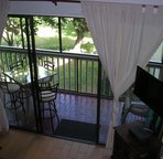 Cool And Breezy Screened Lanai