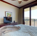 Second (Queen) Bedroom with Lanai Access