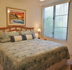 Bedroom Includes A King Bed