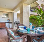 Outdoor Dining with Wet Bar and Private BBQ