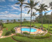The view from the lanai can't be beat!