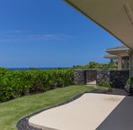 Ohana Lanai with Ocean Views and Gate to Pool