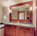 Large Master Bath with Deep Soaking Tub and Walk-in Shower