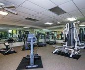 Common area exercise facility