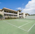 Holualoa Bay Villas tennis courts