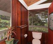 Master Bath with Cedar Walls