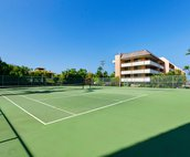 White Sands Village tennis courts