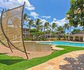Coconut Plantation's Main Pool Complex